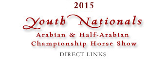 2015 Youth Nationals - Direct Links