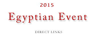 2015 Egyptian Event - Direct Links