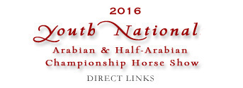 2016 Youth Nationals - Direct Links